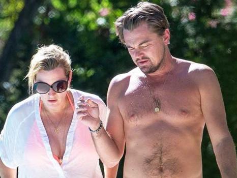 Leonardo DiCaprio e Kate Winslet in vacanza insieme
