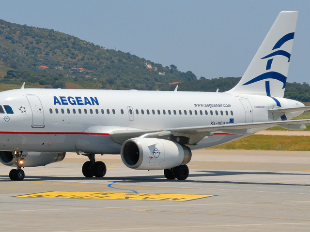 Coronavirus, Aegean sospende voli internazionali fino al 30 aprile