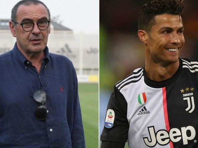 A breve Sarri potrebbe volare in Grecia per un summit con Ronaldo