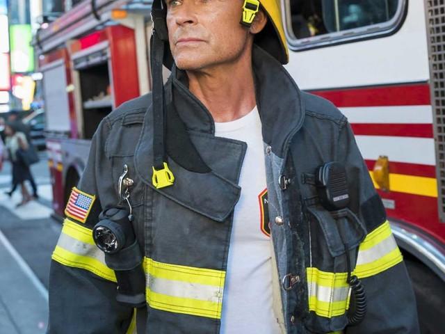 """""""Ho scelto di interpretare un vigile del fuoco, vero supereroe umano"""""""