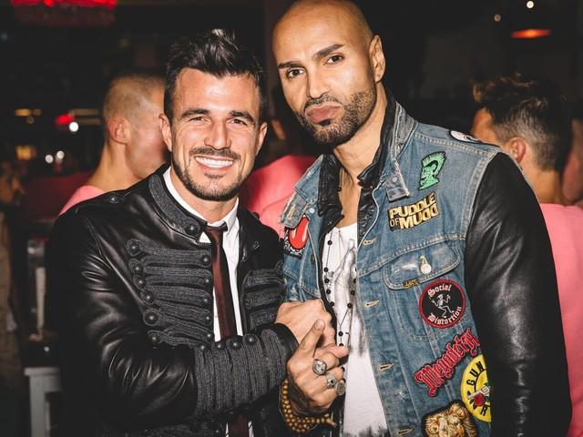 Hell Boys 2018: da Luca Dorigo a Marco Bianca, tutti i volti noti della serata