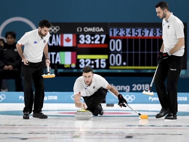 Curling, Europei 2019: l'Italia perde con la Svizzera all'extra-end e viene eliminata, addio semifinali per gli azzurri