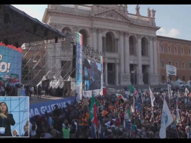 """Berlusconi: """"Centrodestra, siamo tutti indispensabili. Vinceremo le regionali"""""""