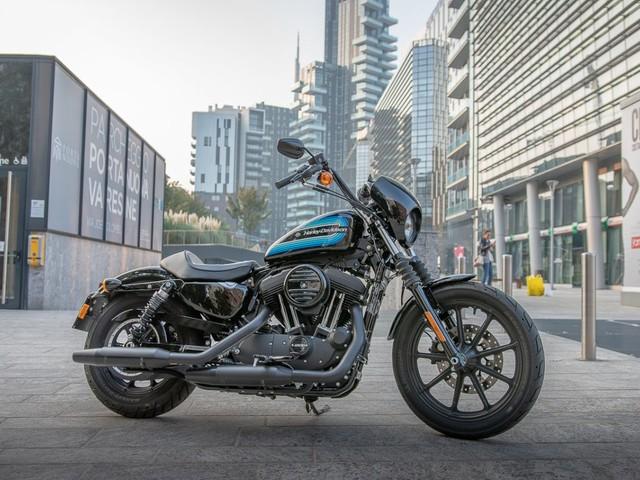 Harley-Davidson Sportster Iron 1200 MY2018: the eagle soars alone [PROVA SU STRADA]