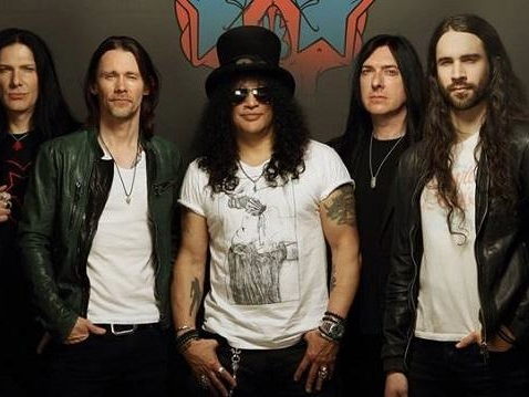Rock The Castle 2019: Slash è headliner della seconda giornata