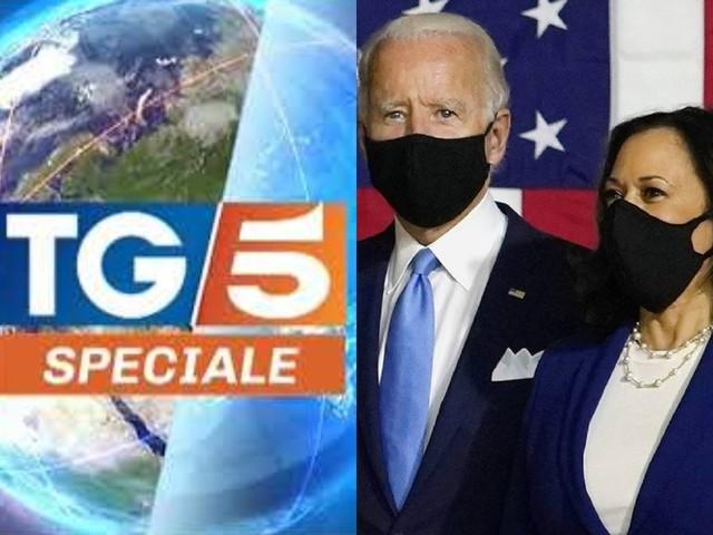 """""""America 2021, i giorni più lunghi"""": lo speciale del TG5 sugli ultimi fatti americani"""