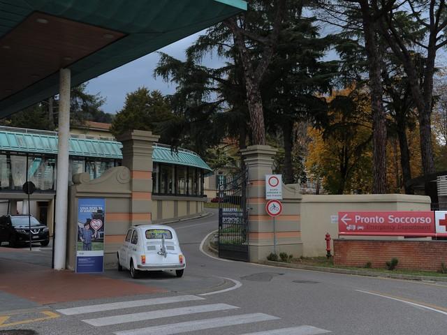 Firenze, investito da un'auto: muore bimbo di due anni