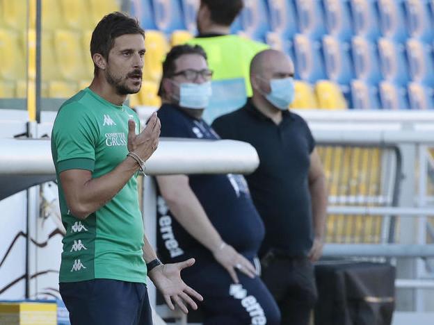 Empoli: risolto il contratto col tecnico Dionisi