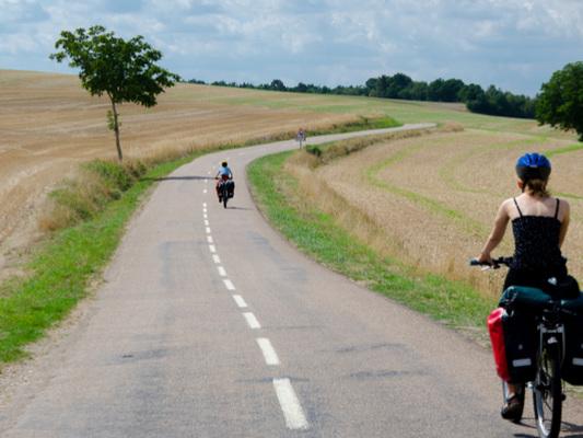 Véloscénic: da Parigi a Mont Saint-Michel in bicicletta