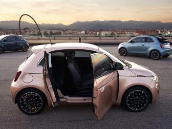 Fiat Nuova 500, l'elettrica più venduta nei primi 3 mesi del 2021