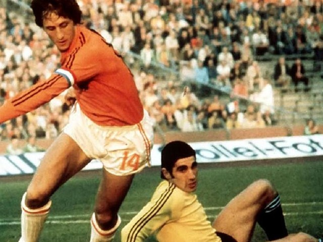 Cruyff, Maldini e Di Stefano nella top 11 all times del 'calcio totale' di Eurosport