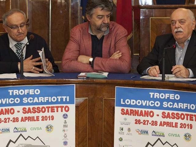 Tutto pronto per la Sarnano-Sassotetto: la cronoscalata che festeggia i 50 anni dalla prima edizione