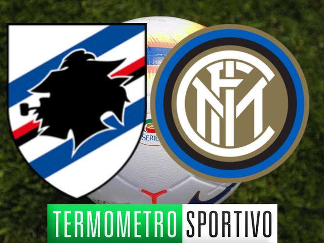 Dove vedere Sampdoria-Inter in diretta streaming o in TV
