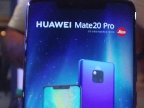 Gran diffusione della beta EMUI 10 sul Huawei Mate 20 Pro in Italia oggi 28 ottobre