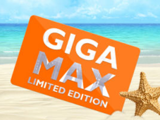 Wind Giga Max Limited Edition: 10 GB per 3 mesi per tutti