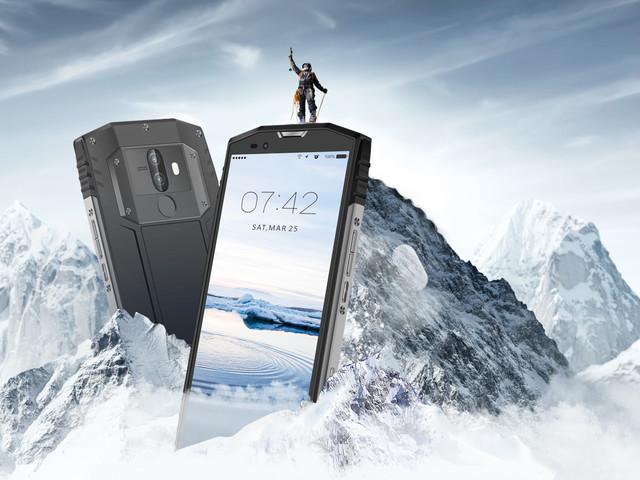 Blackview BV9000 Pro: smartphone rugged con schermo 18:9