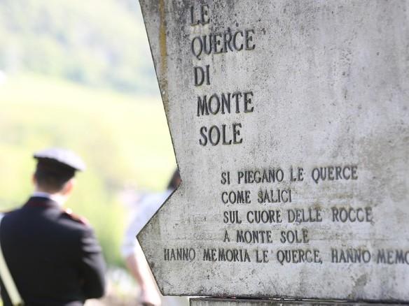 Marzabotto, 75 anni fa la strage Il più grande eccidio nazifascista in Italia