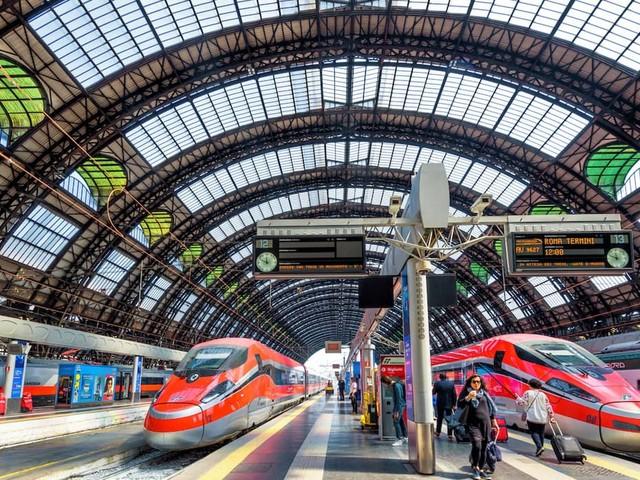 L'offerta per visitare le bellezze del Cilento in treno