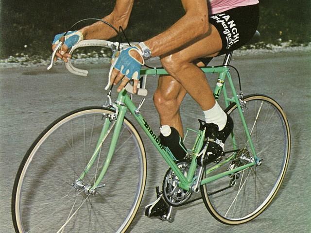 """""""Vai Gimondi"""", addio campione. E l'Italia scende dalla bici"""