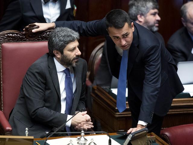 "Fico ora punge Di Maio: ""Adesso basta verticismo"""