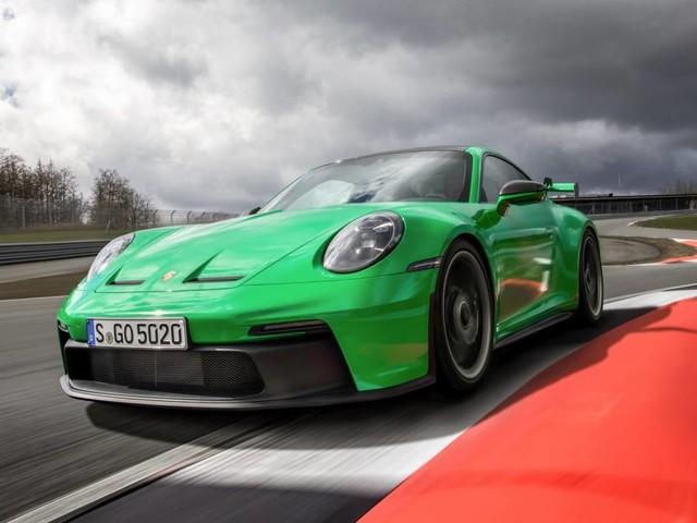 Porsche 911 GT3 - In pista con la settima generazione - VIDEO