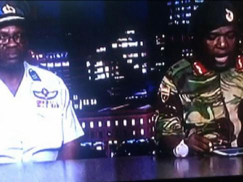 Zimbabwe: militari nella sede della tv, si teme un colpo di stato