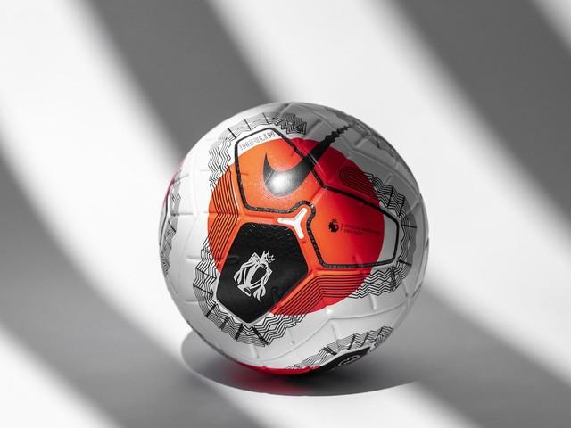 Nike presenta il terzo pallone per la Premier League 2019/20