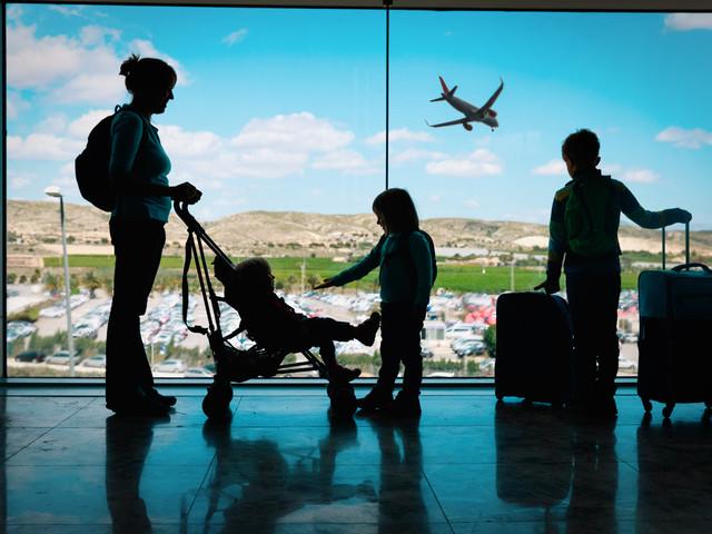 Compagnie aeree: ecco quali sono le più family friendly