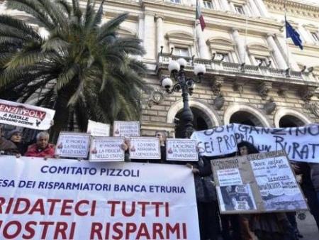 Firenze: class action dei risparmiatori truffati contro la Commissione Ue