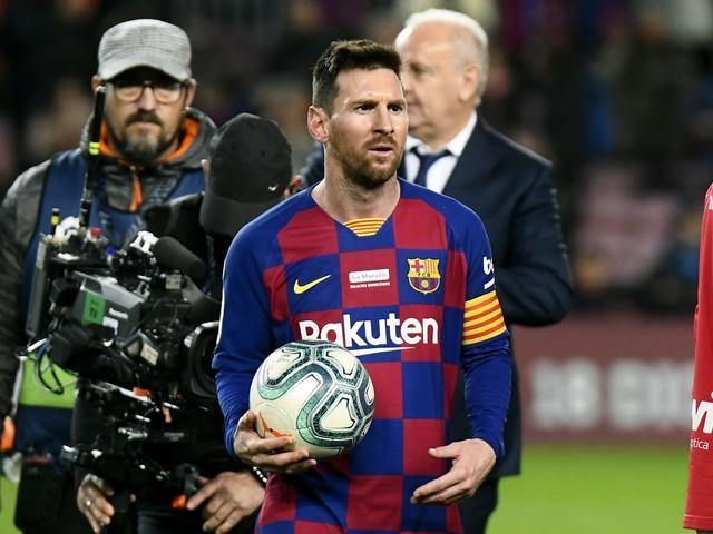 Il Barcellona lascia a casa Messi: l'Inter tira un sospiro di sollievo