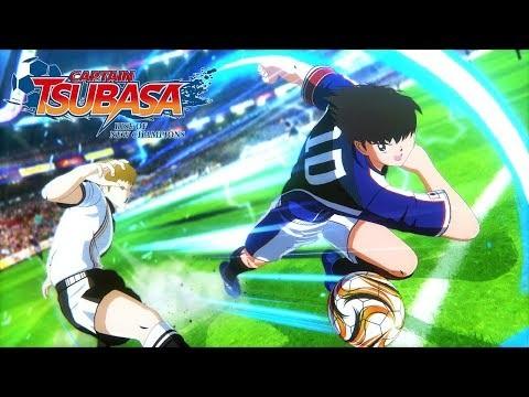 Captain Tsubasa: Rise of New Champions, il videogioco di Holly e Benji annunciato per PC, PS4 e Switch