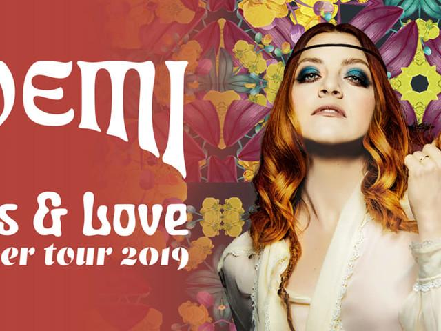 Festa di Sant'Anna: Noemi porta a Pontina il suo Blues & Love Summer Tour