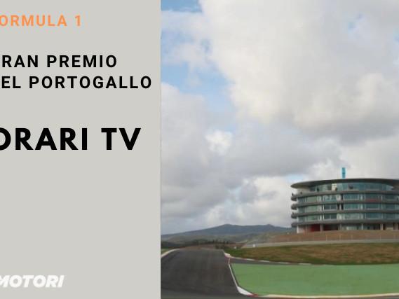 GP del Portogallo 2020: programma e orari prove libere, prove e gara