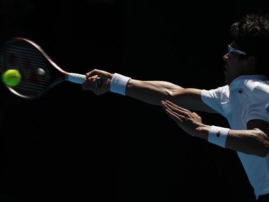 Il tennista che sogna di battereFederer(dopo aver eliminatoDjokovic). Storia diChung