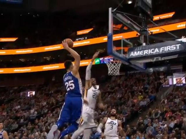 NBA, Steal of the Night: Ben Simmons