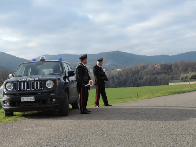 Bettona, due giovani con piccole quantità di droga beccati dai carabinieri
