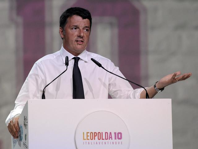 Renzi scuda se stesso