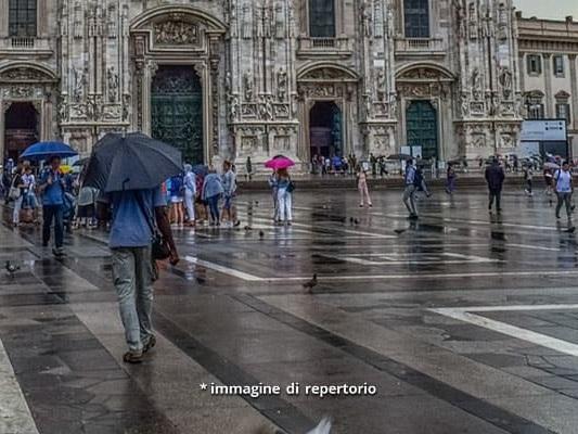 Meteo: Italia divisa in due nel weekend, tra sole e pioggia