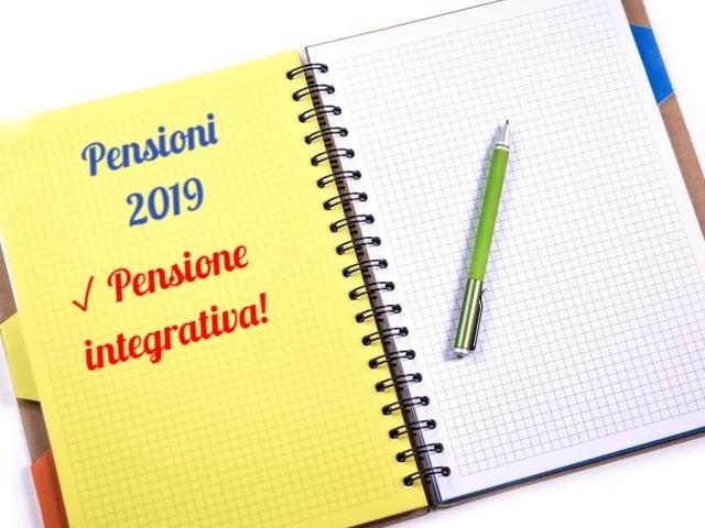 A conti fatti, la pensione integrativa è un'ottima idea