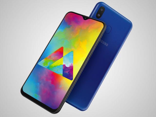 Samsung Galaxy M20: 5.000 mAh a 229€