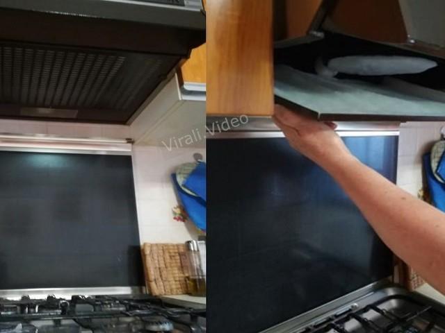 Come pulire a fondo la cappa della cucina: cosa fare