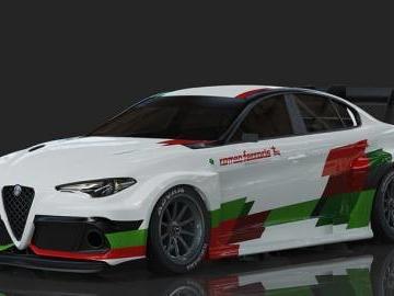 Romeo Ferraris lancia l'Alfa Romeo Giulia elettrica per l'ETCR