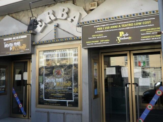 Teatro Erba Torino: la stagione 2019/2020