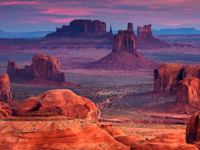 Dieci paesaggi capolavoro della natura