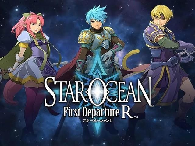 STAR OCEAN® First Departure R disponibile da oggi