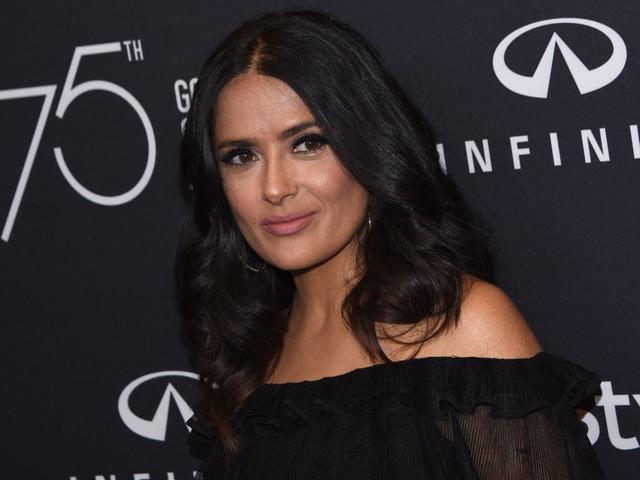 Salma Hayek, Harvey Weinstein 'non ricorda' di averla molestata