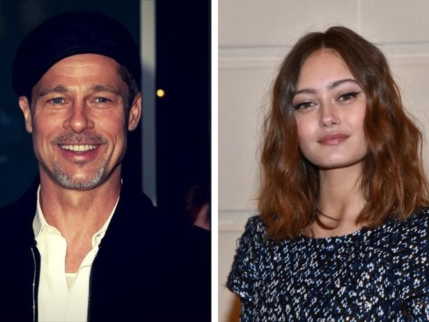 Brad Pitt: ecco chi è la sua nuova e giovanissima fiamma