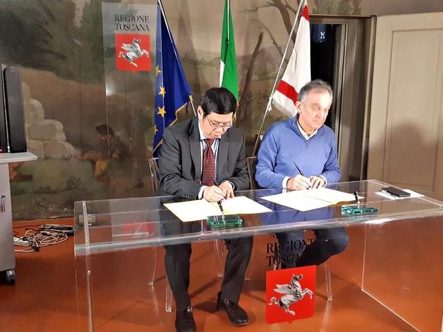 2.500 persone rientreranno dalla Cina, Regione Toscana realizza ambulatorio dedicato per pronta diagnosi