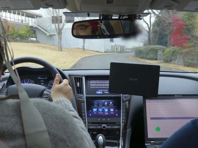 Nissan Brain-to-vehicle - L'auto guiderà interpretando i segnali cerebrali