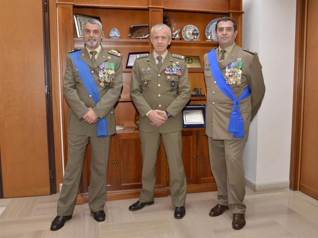 Cambio al vertice del Cesiva: subentra il generale Minghetti